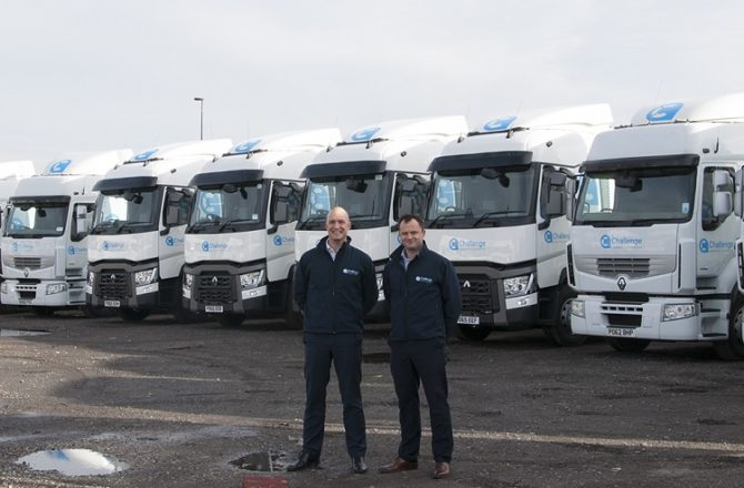 Challenge Group Acquires TRG in Major Driver Recruitment Deal