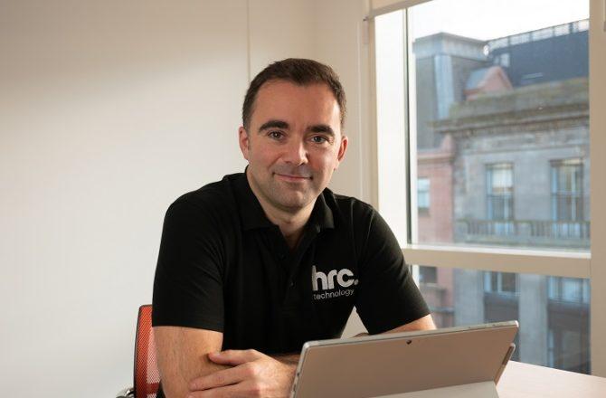 Senior Appointment to Lead HRC Recruitment's New Technology Offering