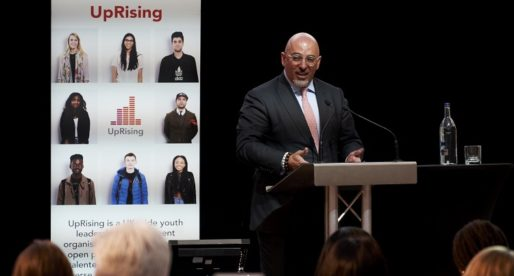 Young People Demand More Representative Power as they Graduate from Award Winning UpRising Leadership Programme