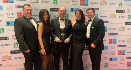 Verifile Wins SME National Business Award