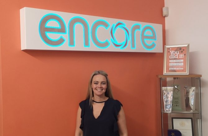 Senior Hire to Drive Growth for Encore