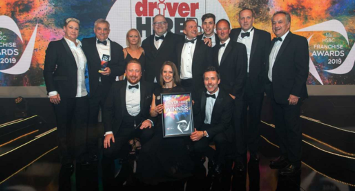 Specialist Transport & Logistics Recruitment Company Takes Gold at Franchise Awards