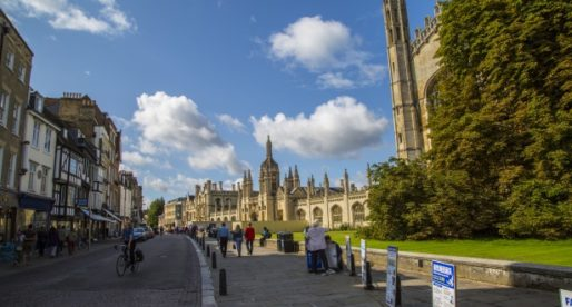 Cambridge Ranked the Most Innovative City in the UK