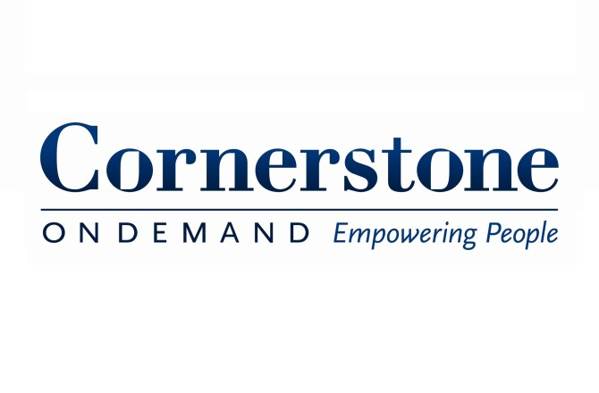 Cornerstone OnDemand Launches GDPR-Ready Initiative