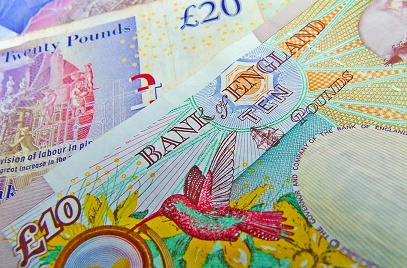 UK Starting Salaries Rise Faster in February