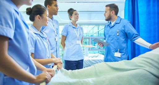 Leicester's Hospitals Begin Search for Nurses to Work with their Older Patients
