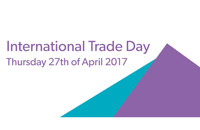 <strong>27th April – North Wales</strong><br>International Trade Day 2017