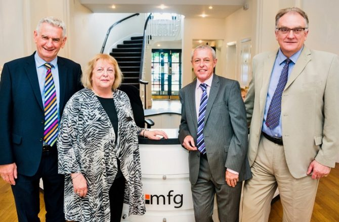 Birmingham Expansion for mfg Solicitors as 100 Year Old Merger Deal is Sealed