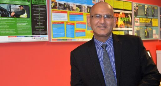 New Owner at Driver Hire's Manchester South Office