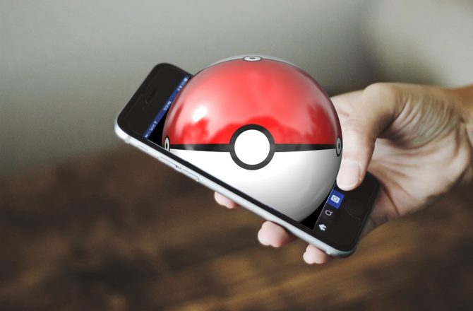 53% of UK Pokemon Go Gamers Play at Work
