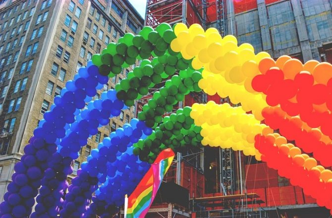 Over Half of Professionals Believe their Employer Actively Supports its LGBTQ+ Community