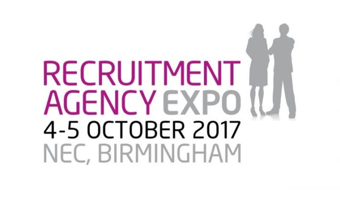 30 of the Industry's Top Experts to Speak at the Recruitment Agency Expo 2017