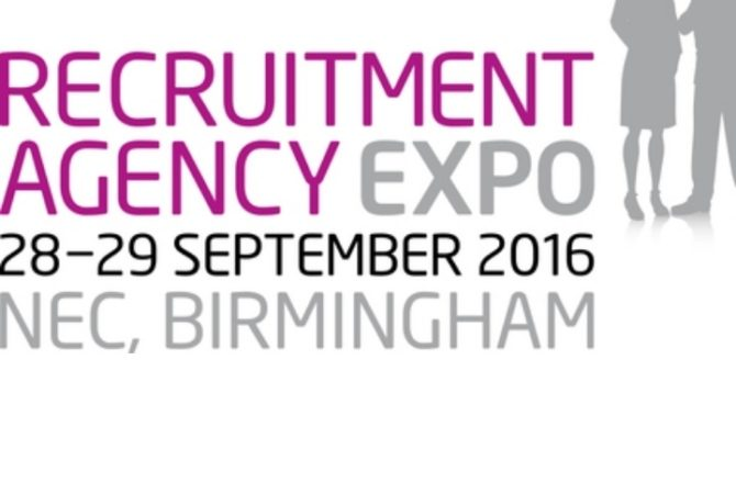 <strong>28th – 29th September 2016 – Birmingham</strong><br>Recruitment Agency Expo