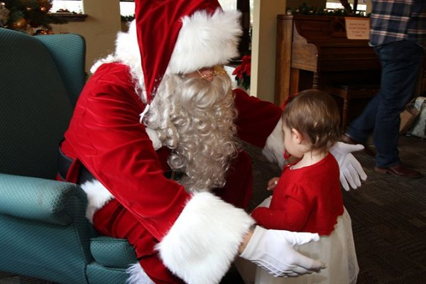 Are 'Male-Only Santa' Job Roles Discriminatory?