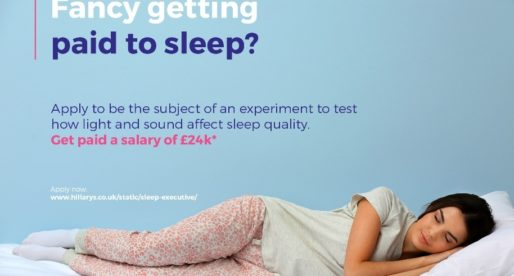 Interiors Specialist Searching For Perfect Candidate To Take Part In Sleep Quality Experiment